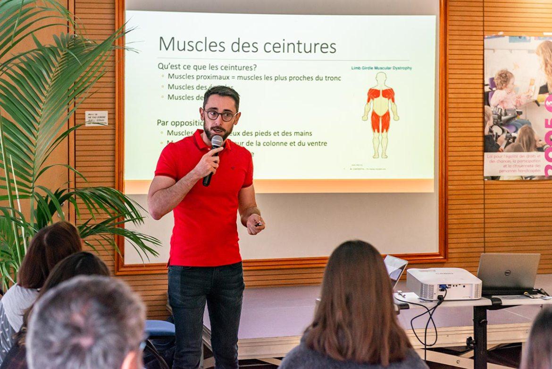 Dr Guihem Sole | Neurologue CHU Bordeaux | GI LGMD | AFMTELETHON