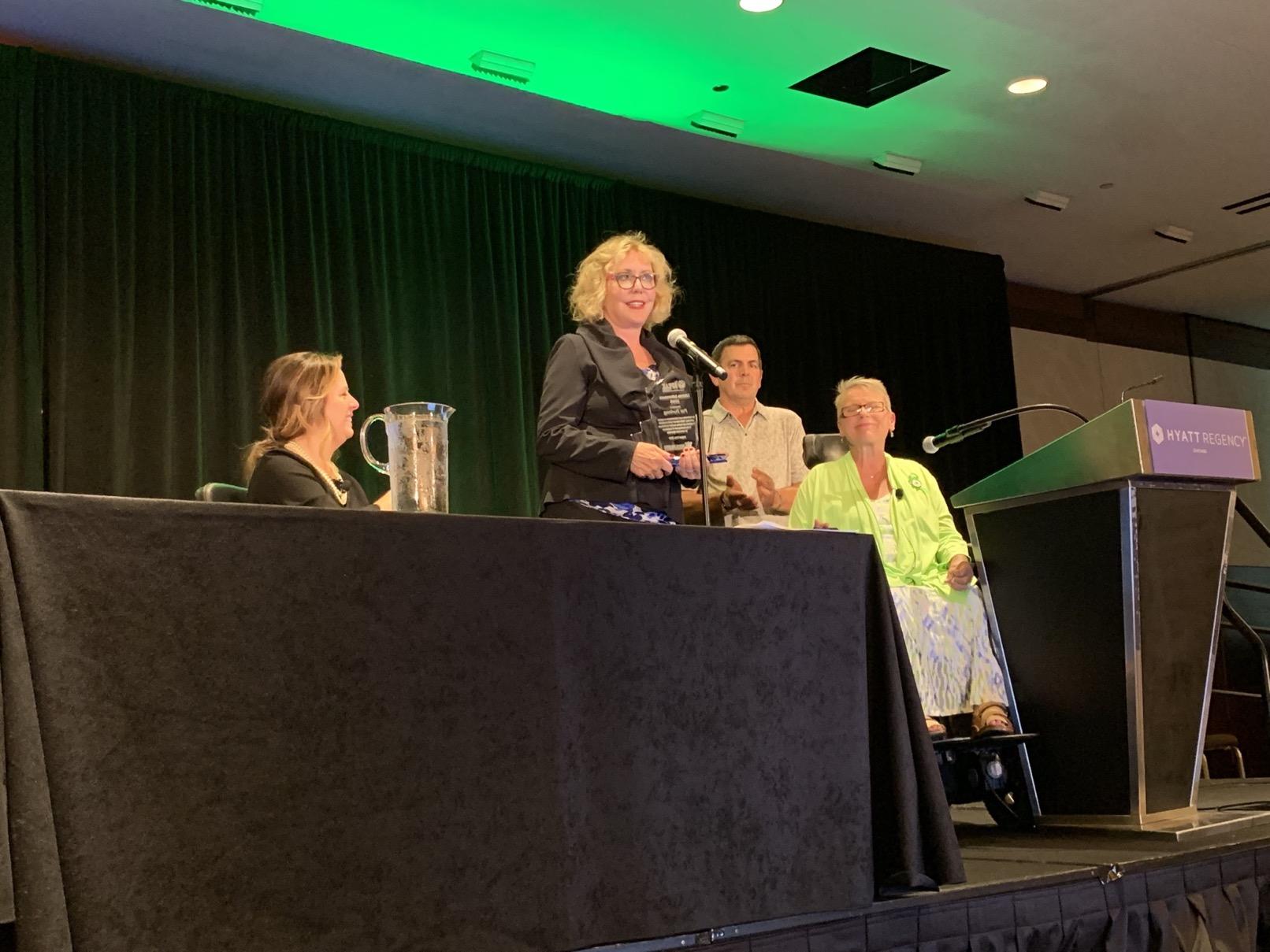 Pat Furlong Lifetime Achievement Award | GI LGMD | AFMTELETHON