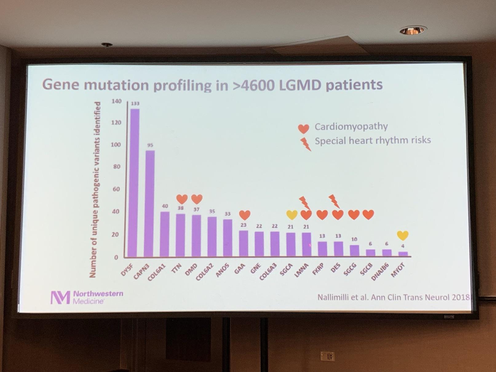 Gene mutation profiling | Dr Elizabeth McNally