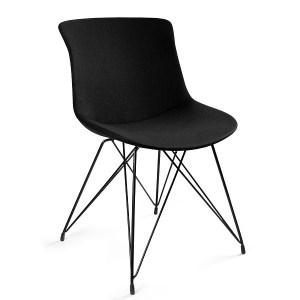 krzesło z ciekawymi nogami