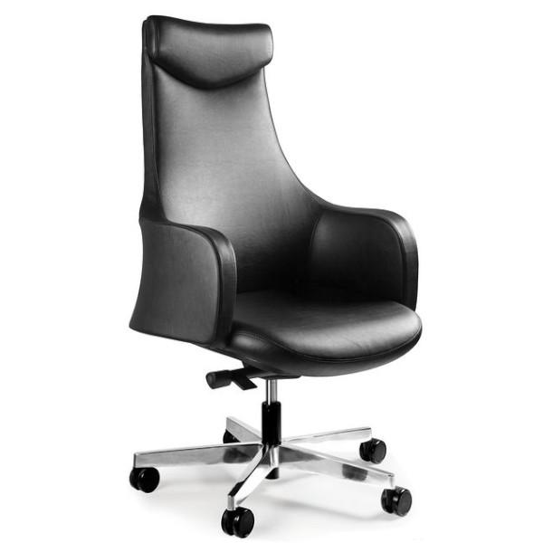 ekskluzywny fotel gabinetowy