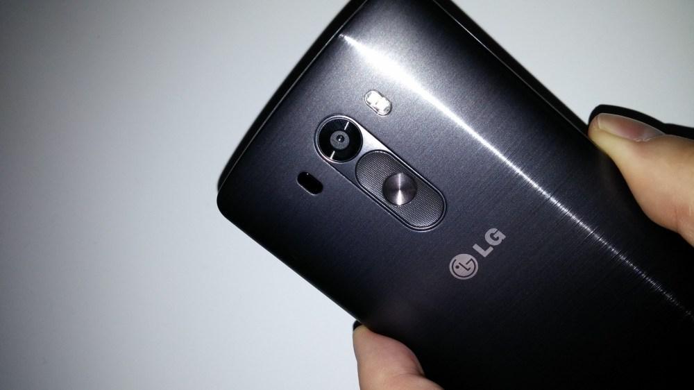 LG G3 - bygge, benchmarking, root, extern sdcardfix, snabba foton och batteri (6/6)