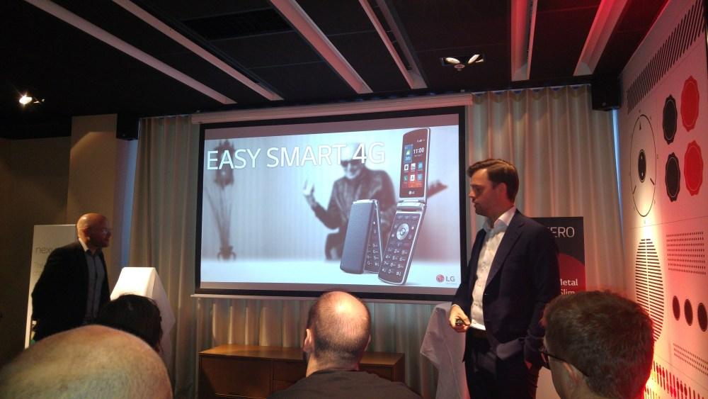 LG:s Q4 produktnyheter: LG Zero, LG Easy Smart och självklart Nexus 5X! (6/6)