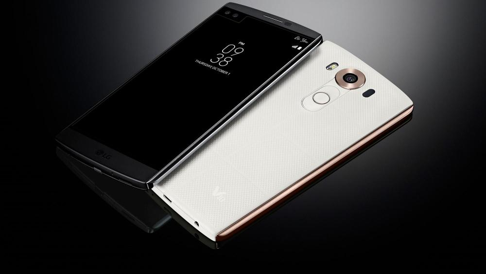 LG V10 släpps i Sverige i januari (3/3)