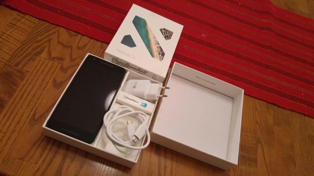 LG G4 vs Nexus 5X (En helg med Nexus 5X) (1/6)