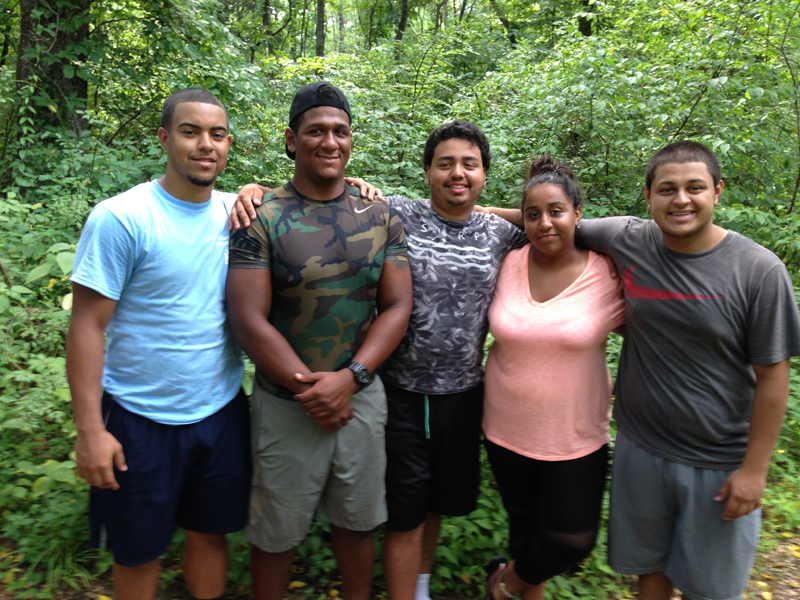 Color of Nature Program Leaders