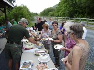 Volunteer and Member Appreciation Picnic @ Lehigh Gap Nature Center