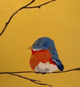 Nature in Art Classes with Kristine George
