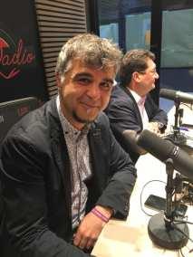 Gabriel Ortega, de Ganar Móstoles