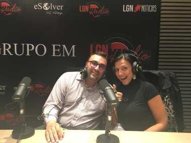 José Calvo y Belén Fernández