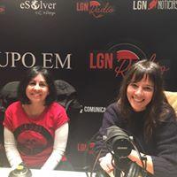 Sara Poveda y Verónica Gonzálvez