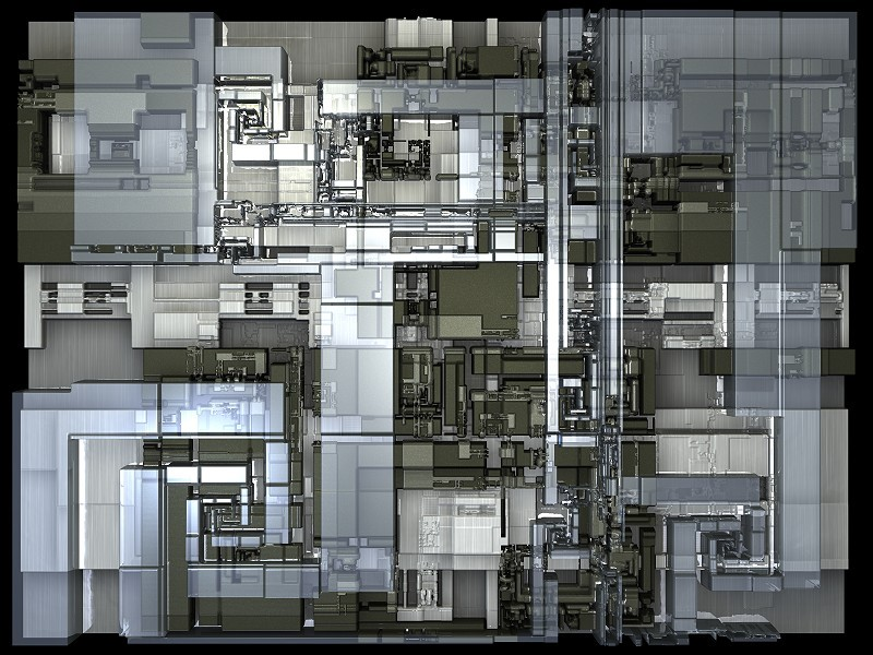Binary Fractal