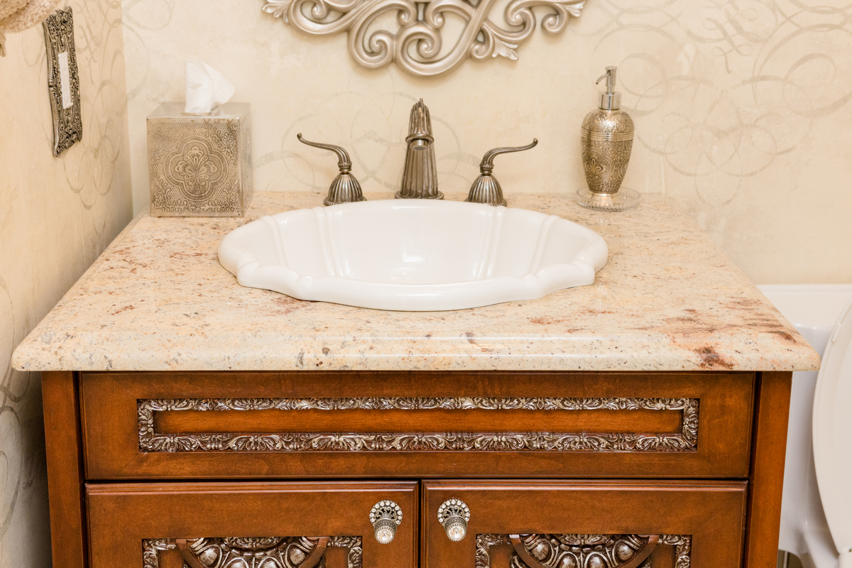 Bathroom Vanity Top With Sink What To Look For In A Bathroom Vanity Top Let S Get Stoned