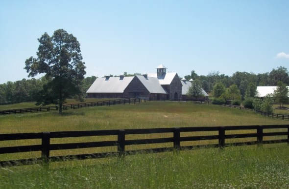 Serenbe Horse Stables
