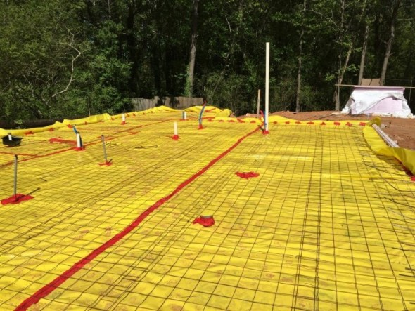 High Performance Bungalow Insulating Slab-On-Grade Hotlanta