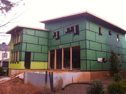 Proud Green Home at Serenbe by LG Squared, Inc.