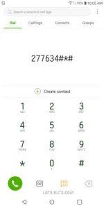 LG Stylo 6 secret codes & hidden menu dialer codes lmq730