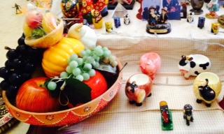 Golu 2013 -Step 9 - Fruits and animals