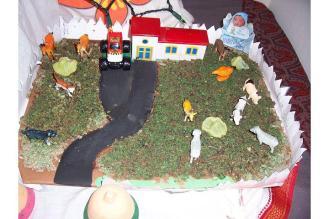 golu 2005 -Vidyuth's farm