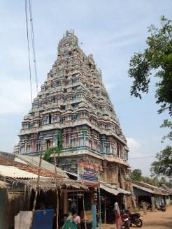 Saranatha Perumal, Thirucherai