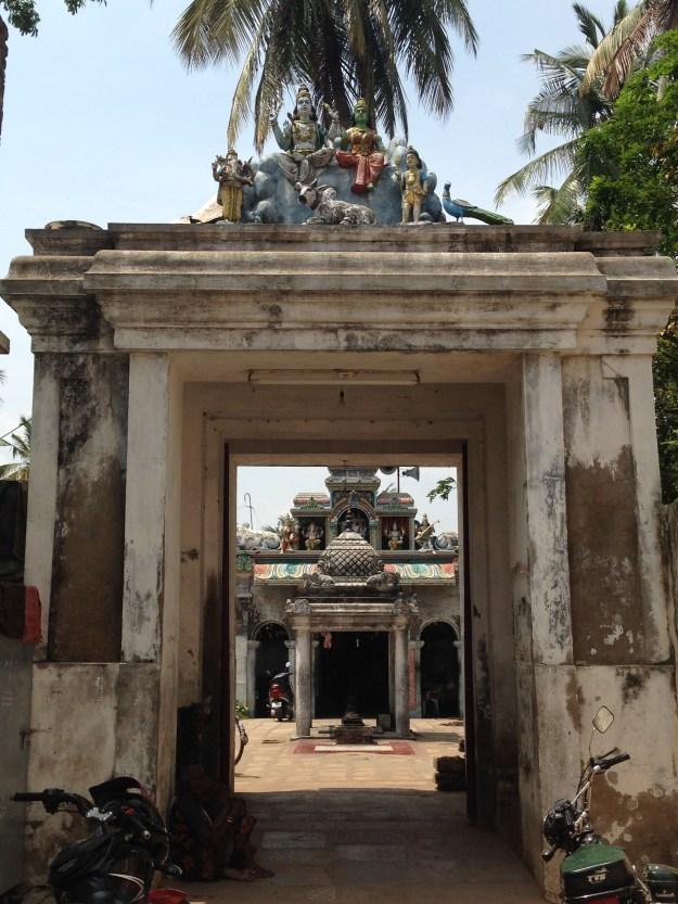 Mangala Sani Temple