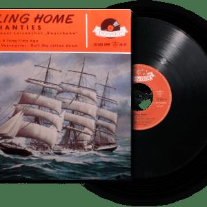 "Kiel-Holtenauer Lotsenchor ""Knurrhahn"" - Rolling Home – Shanties – Vol. 1 (1962)"