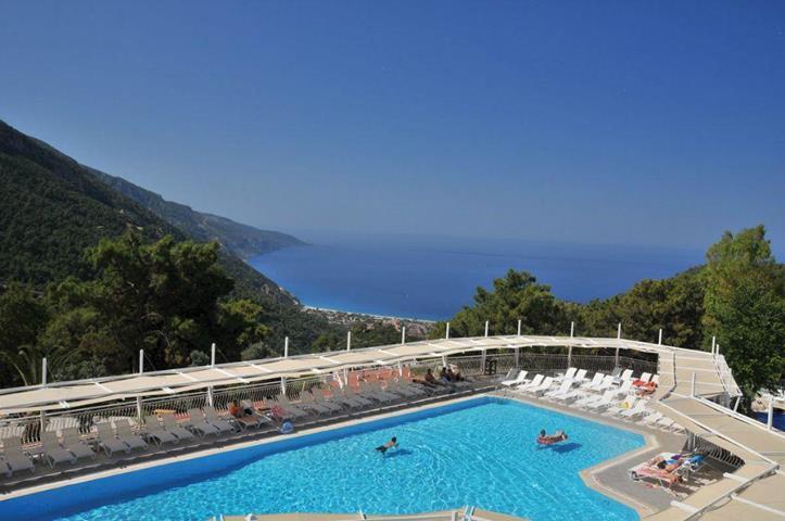 Nicholas Park Hotel In Hisaronu, Turkey  Holidays From £