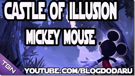 Castle of Illusion Remake 2013 - XBOX 360 - PS3 - PC - Gameplay
