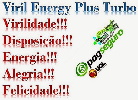 viril energy plus turbo com pag seguro
