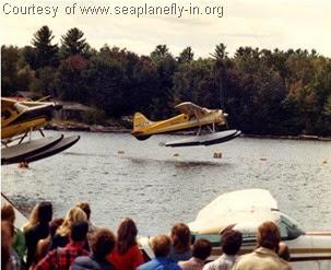 International Sea Plane Fly In - Maine