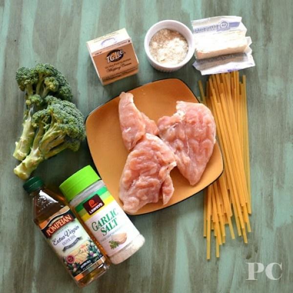 Five Star Chicken Alfredo Recipe