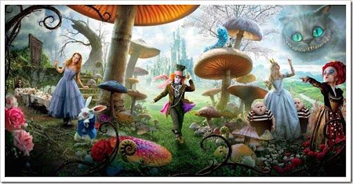 Alices et Wonderland
