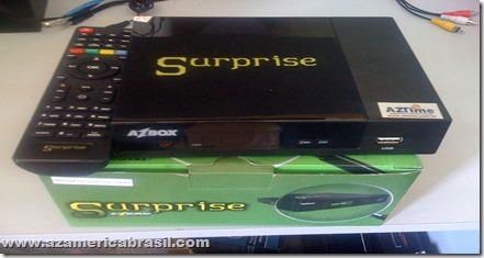 Azbox surprise