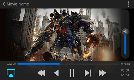 Wondershare Android Video Player