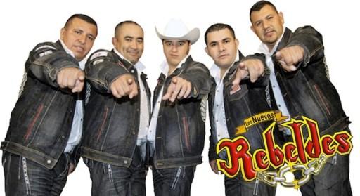 Los Nuevos Rebeldes - Con Tololoche (2013)