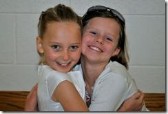 Halle and Jenna