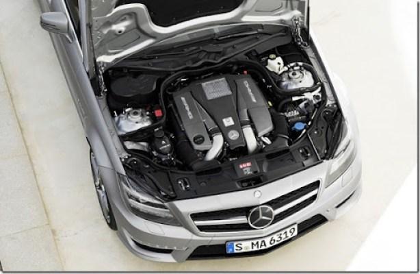 Mercedes CLS 63 AMG Shooting Brake  (2)