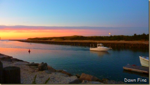 Sunset Sesuit Harbor_020