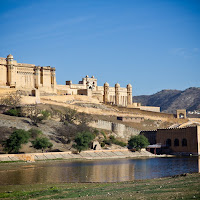 Amber Fort in Jaipur - Canon T2i