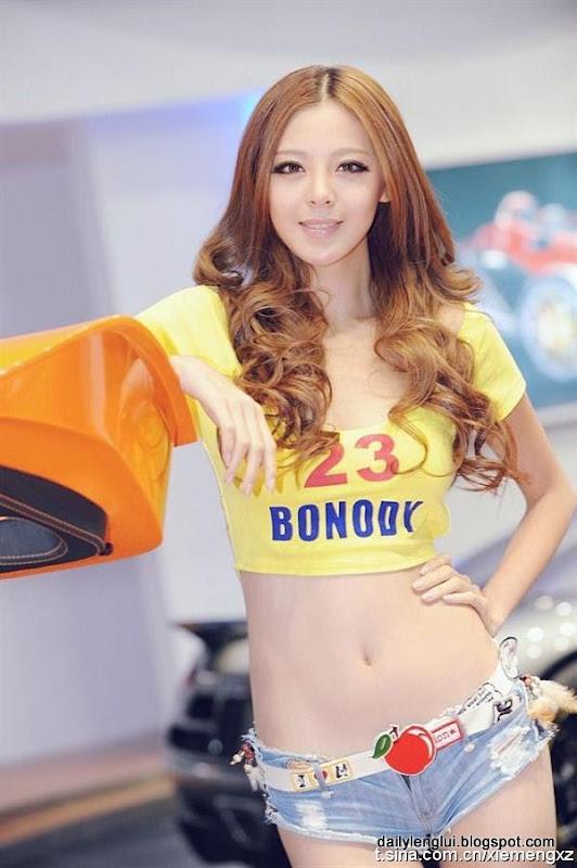 panties pictures: Xie Meng 謝夢 from Beijing. China - Lenglui #190