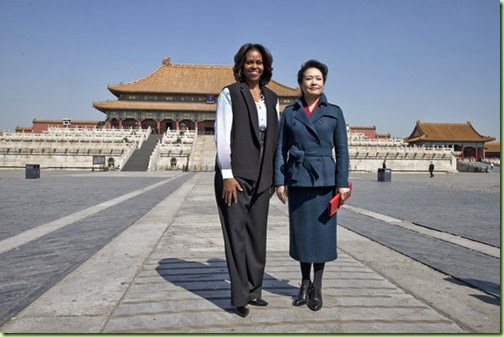 Michelle Obama First Lady Michelle Obama Travels PIA7vftLEitl