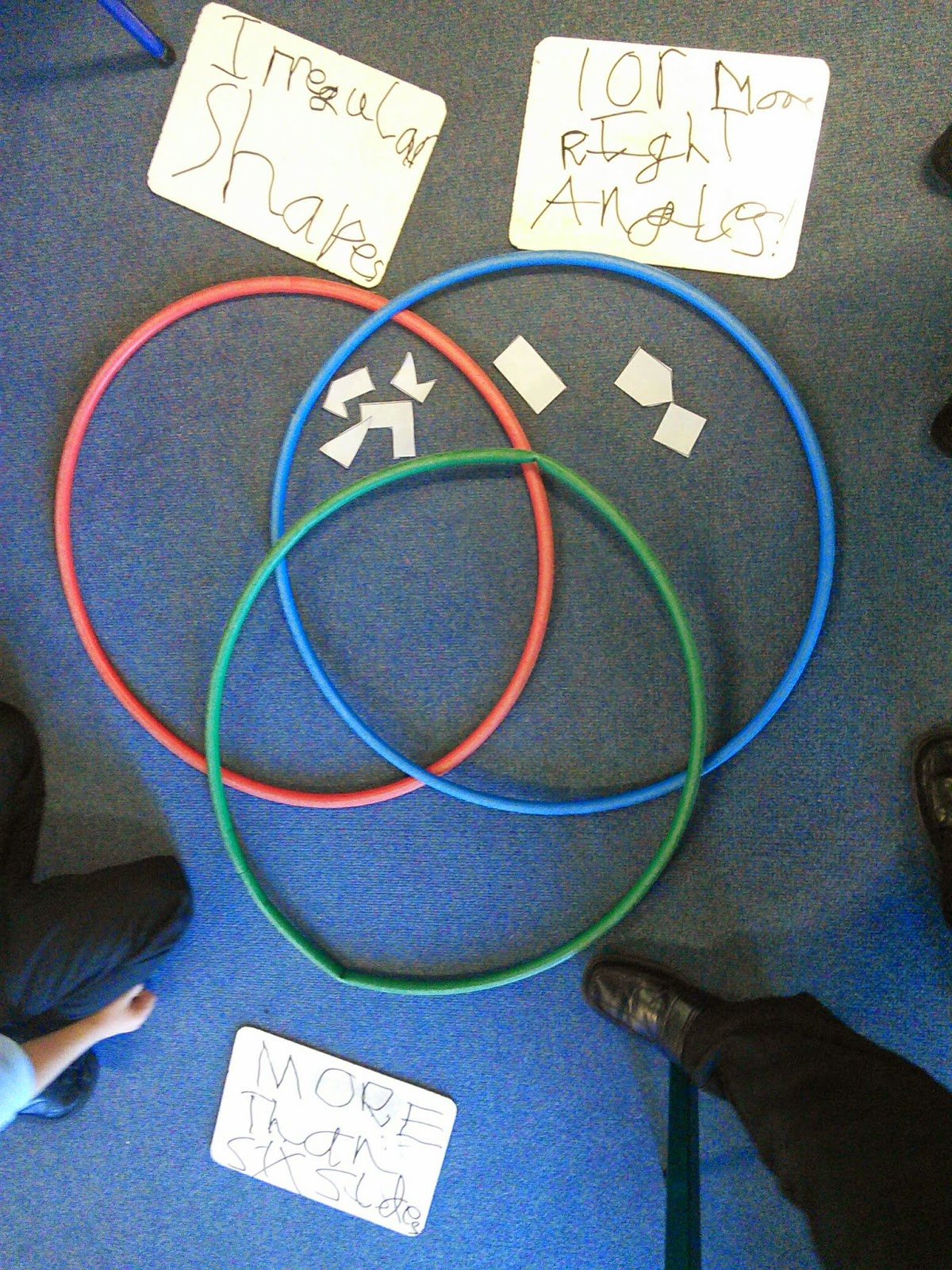 venn diagram sorting games paragon timer 8145 20 wiring cromer junior school y3 2d shapes