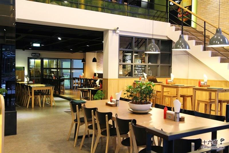 臺北內湖 Fanier費尼餐廳 美式餐廳 早午餐 漢堡 - 十六咩♥愛分享