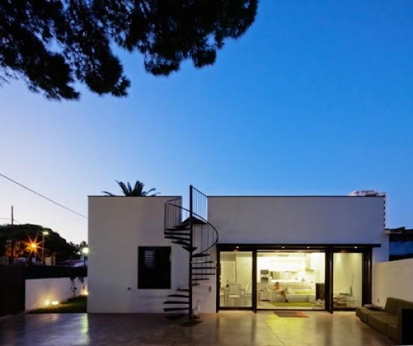 Casa de playa en españa