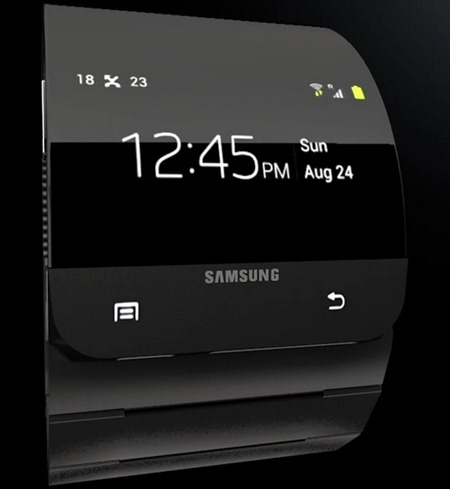 Samsung Galaxy watch Review : Samsung Galaxy Gear Wrist Watch