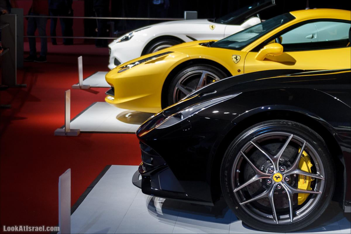 LookAtIsrael.com - Выставка Automotor 2015 в Тель Авиве | Automotor Super Cars | אוטומוטור 2015 עולמות הרכב