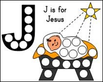 JesusMagnet-Baby