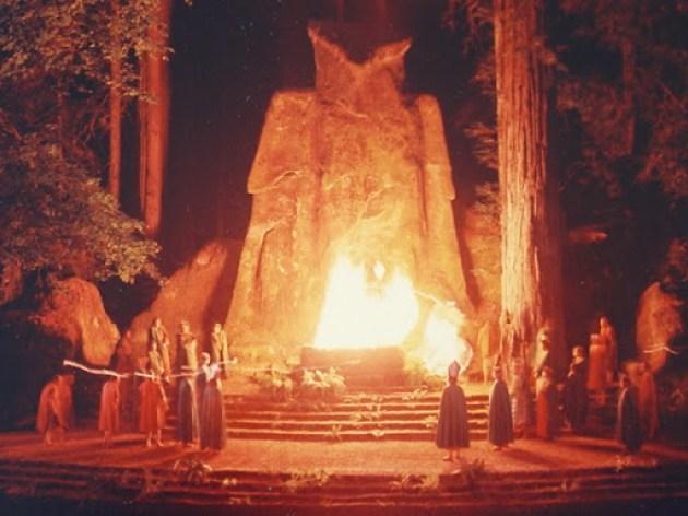 Coruja que é símbolo máximo dos Illuminati