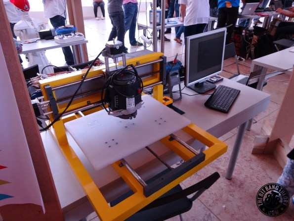 TheMaker3 CNC
