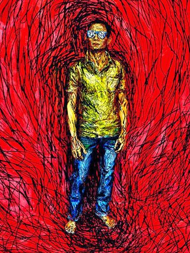 Las increíbles pinturas humanas de Alexa Meade2